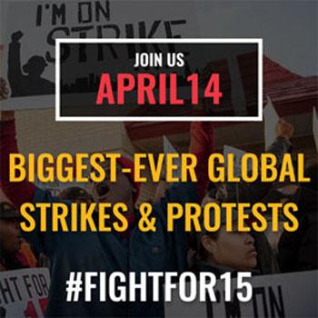 April 14 Strike Day