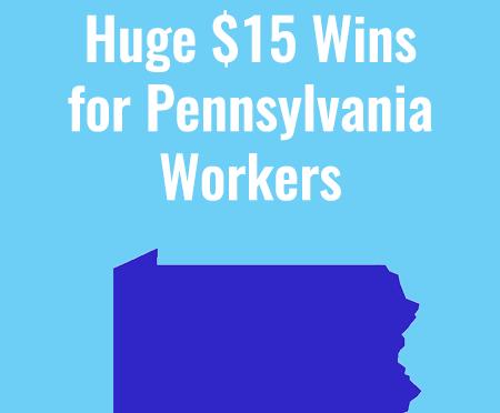 Pennsylvania workers win