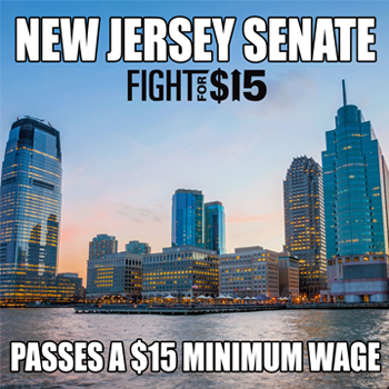 NJ Passes $15 wage