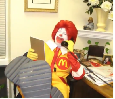 Today's projected dividend payment from McDonald's is $929.4 million. If 1 in 10 crew members became ill with COVID-19 or needed to quarantine they could provide 2 weeks of paid leave at $15/hr for just 6.6.% of that amount.