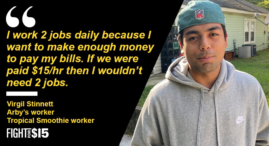I work 2 jobs to pay my bills.